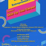 Kegiatan Career Day & Entrepreneurship